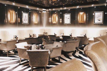 capella bar cigar lounge Luxa Terra