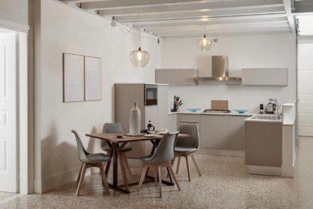 luxury apartments palazzo molin Luxa Terra