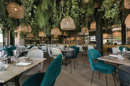 best restaurants marbella Luxa Terra