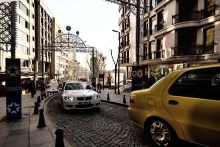 nisantasi luxury fashion district istanbul Luxa Terra