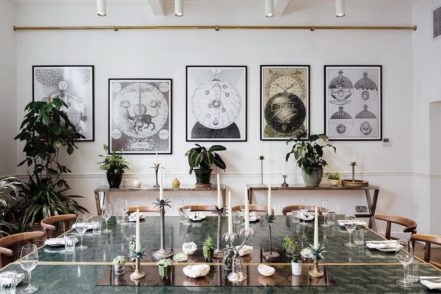 best vegan restaurants london Luxa Terra