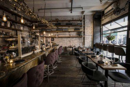 best vegan restaurants new york Luxa Terra