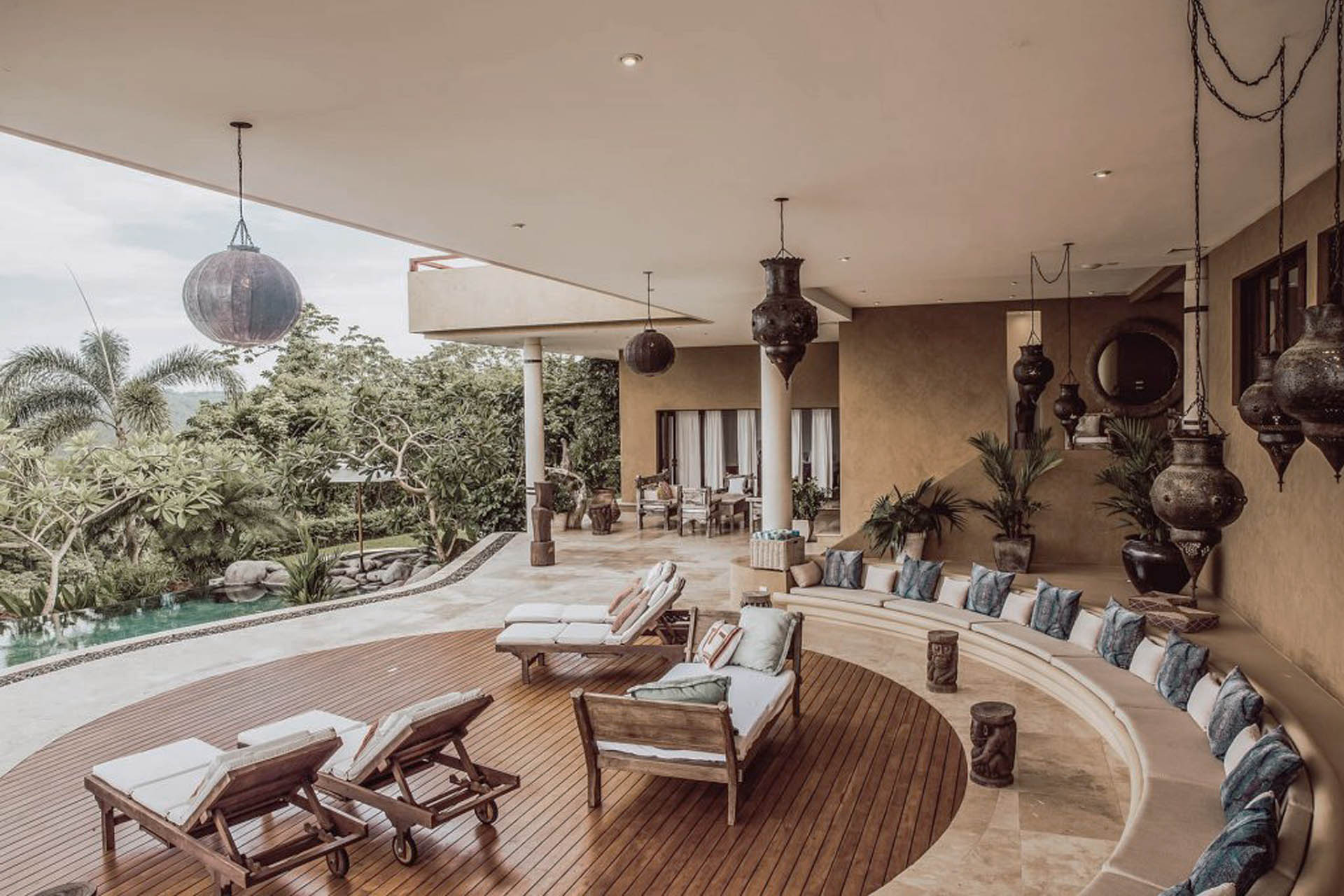 best hotels costa rica Luxa Terra