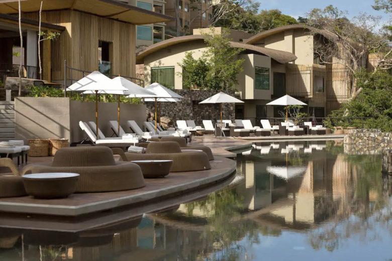 best hotels costa rica andaz papagayo resor Luxa Terra