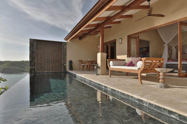 best hotels costa rica casa chameleon hotel las catalinas Luxa Terra