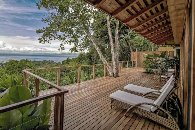 best hotels costa rica lapa rios lodge Luxa Terra