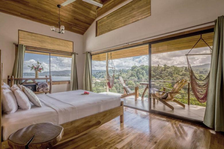 best hotels costa rica drake bay getaway resort Luxa Terra