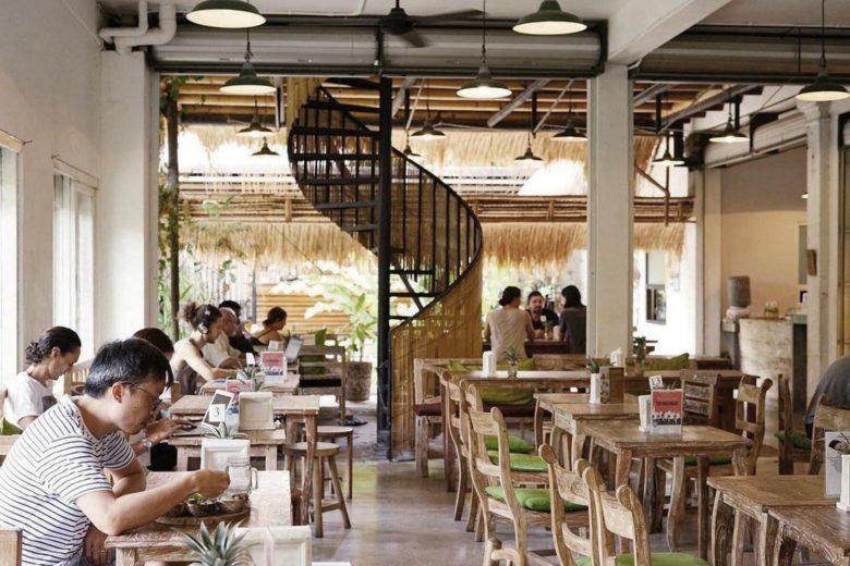 best vegan restaurants bali Alchemy Luxa Terra