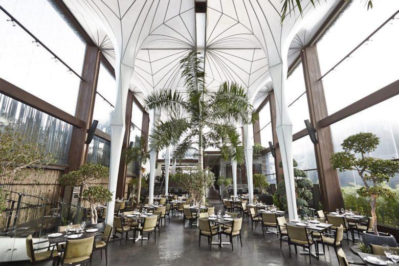 best vegan restaurants bali Merah Putih Luxa Terra