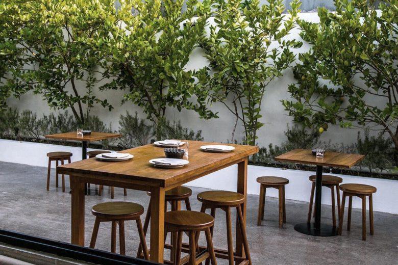 best vegan restaurants bali Mason Luxa Terra