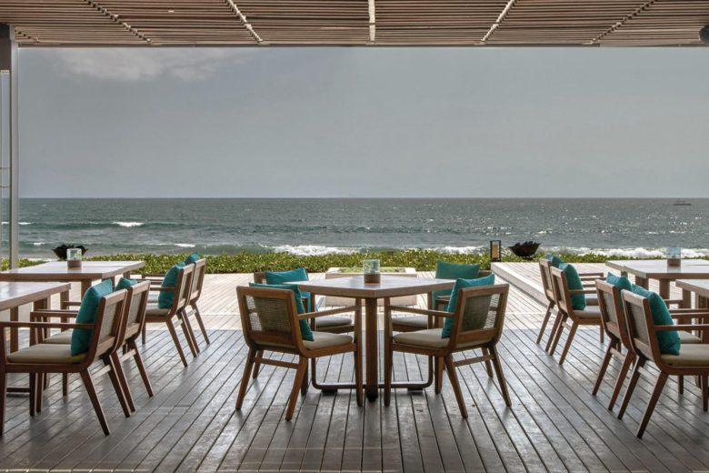 best vegan restaurants bali Seasalt at Alila Luxa Terra