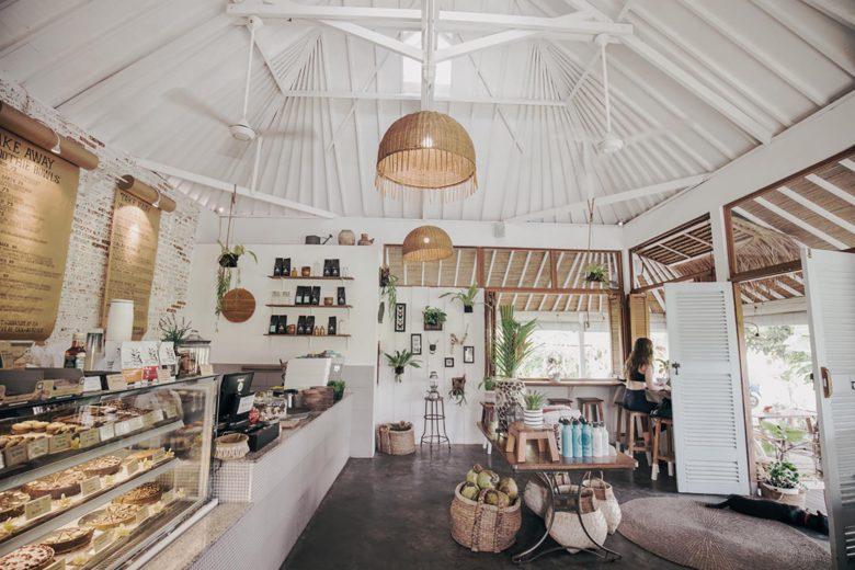 best vegan restaurants bali Shady Shack Luxa Terra
