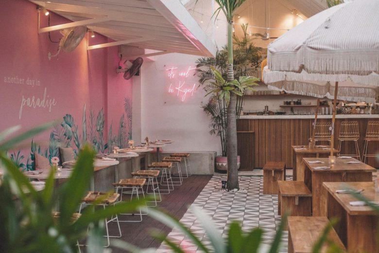 best vegan restaurants bali Kynd Community Luxa Terra