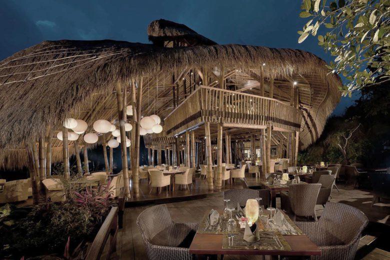 best vegan restaurants bali Sakti Dining Room Luxa Terra