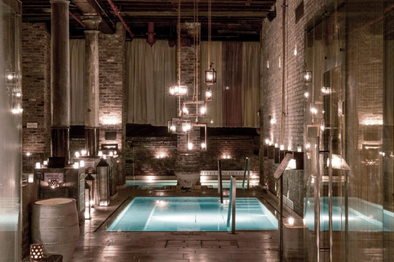 best spas new york Aire Ancient Baths Luxa Terra