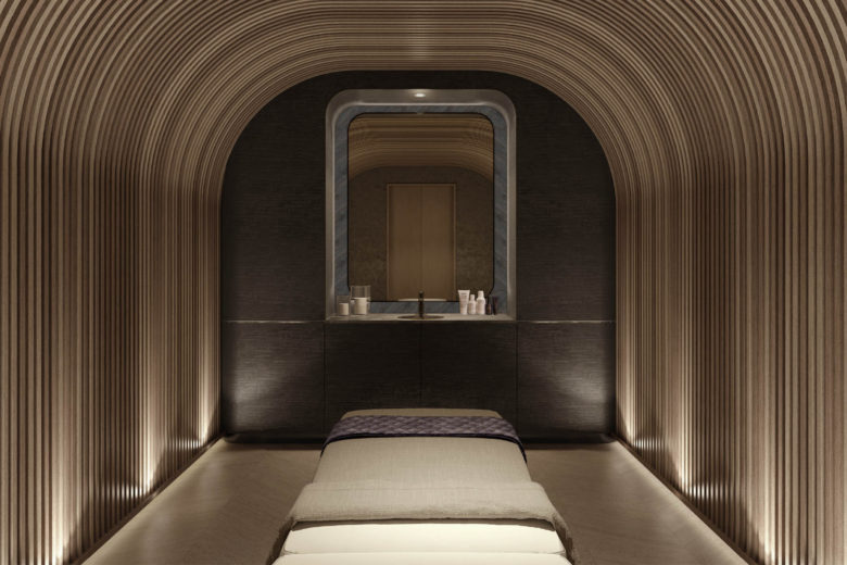 best spas new york The Spa by Equinox Hotels Luxa Terra