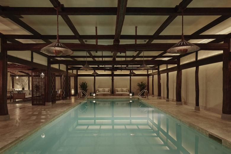 best spas new york Shibui Spa Luxa Terra