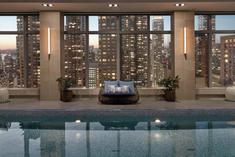 best spas new york Mandarin Oriental Luxa Terra