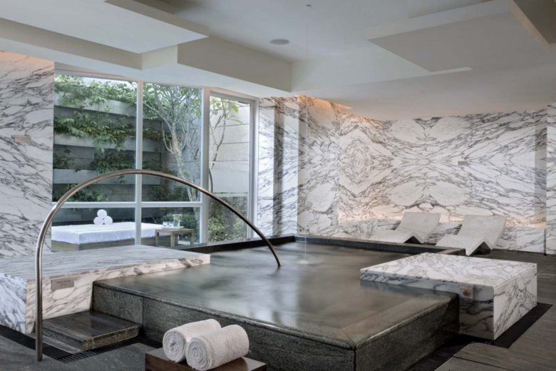 best spas singapore Remede Spa Luxa Terra