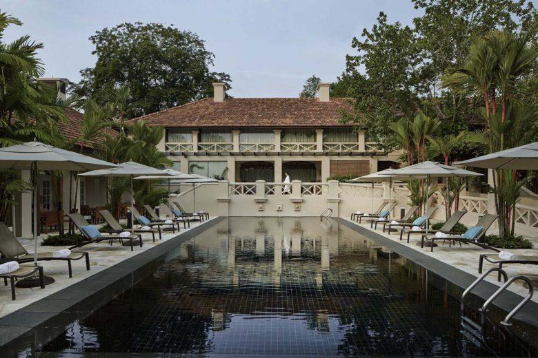 best spas singapore Sofitel Spa Luxa Terra