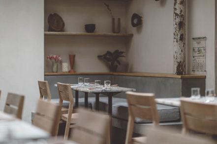 best vegan restaurants paris Luxa Terra