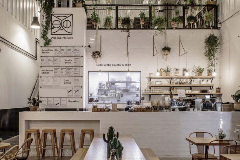 best vegan restaurants paris Wild & the Moon Luxa Terra