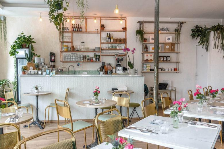 best vegan restaurants paris L'Abattoir Végétal Luxa Terra