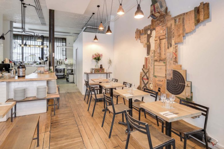 best vegan restaurants paris Soya Cantine Bio Luxa Terra