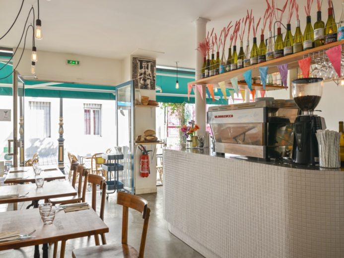 best vegan restaurants paris Cantine Primeur Luxa Terra