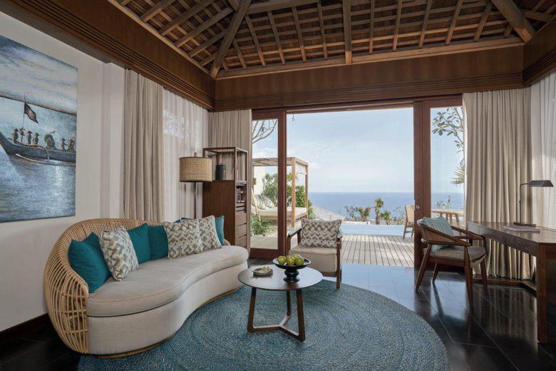 best hotels bali Six Senses Luxa Terra