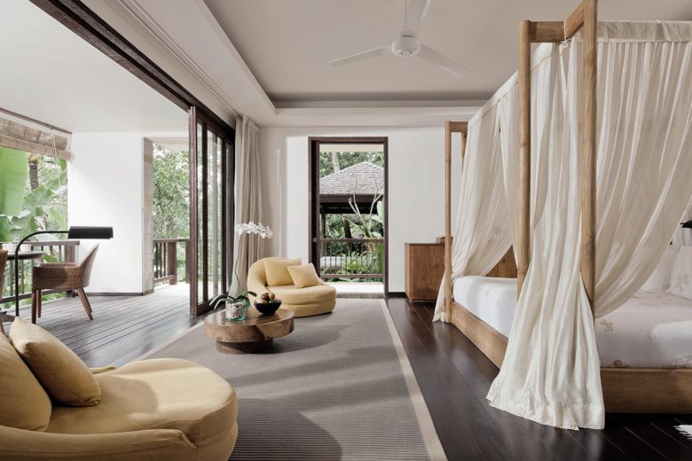 best hotels bali COMO Shambhala Estate Luxa Terra