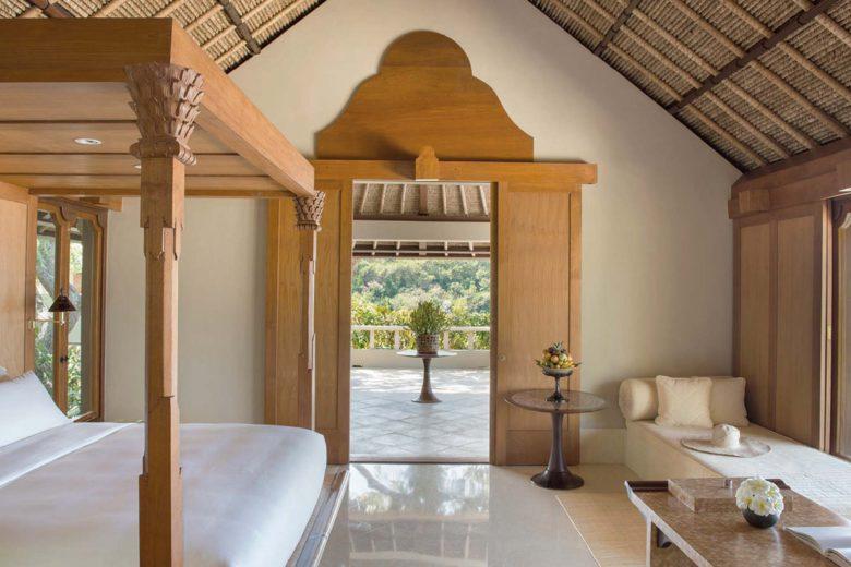 best hotels bali Amankila Luxa Terra