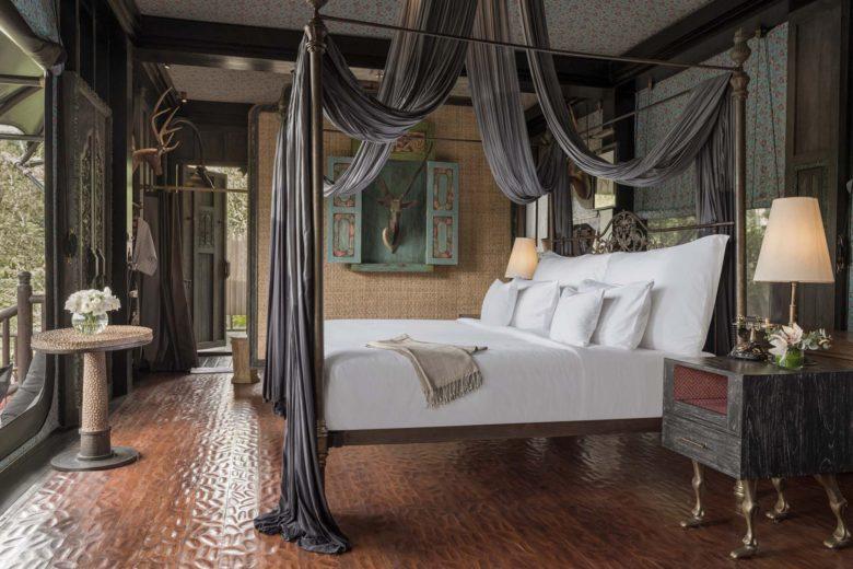 best hotels bali Capella Ubud Luxa Terra