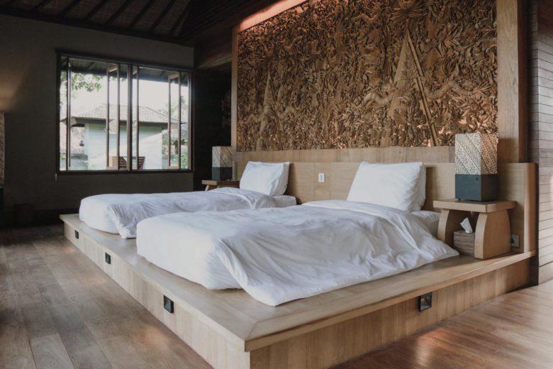 best hotels bali Hoshinoya Luxa Terra