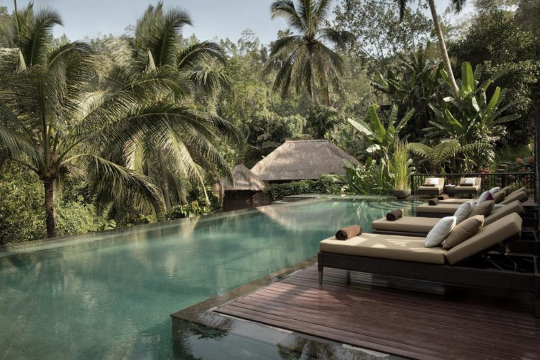 best hotels bali Hanging Gardens of Bali Luxa Terra