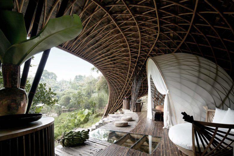 best hotels bali Bambu Indah Luxa Terra