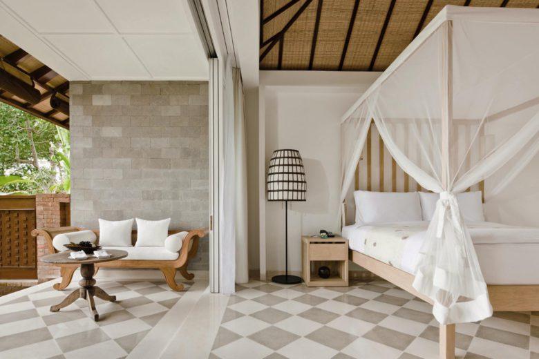 best hotels bali como Ubud Luxa Terra
