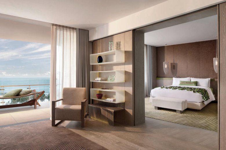 best hotels bali W Bali Luxa Terra