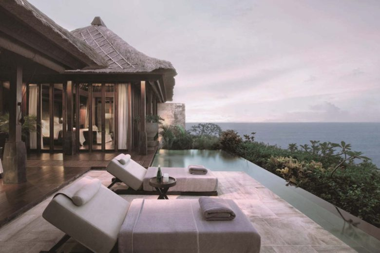 best hotels bali Bulgari Resort  Luxa Terra