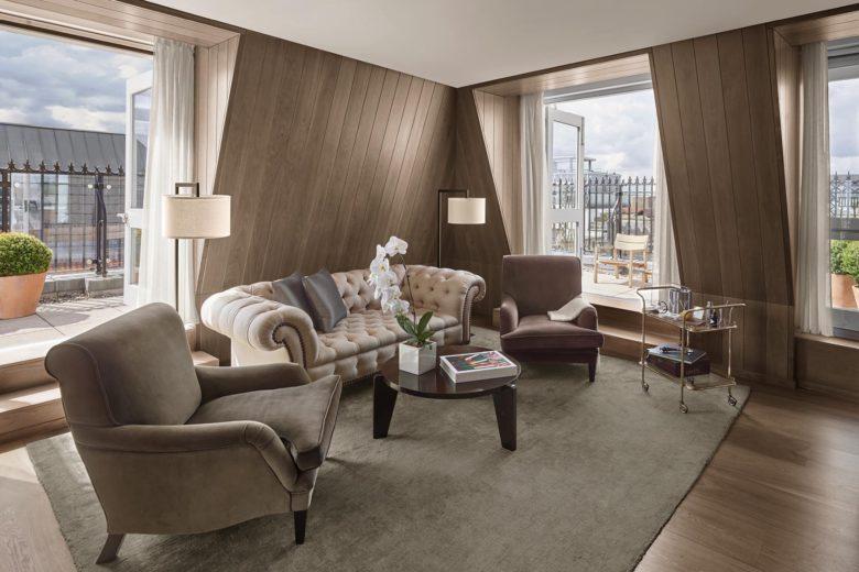 best hotels london The London Edition Luxa Terra