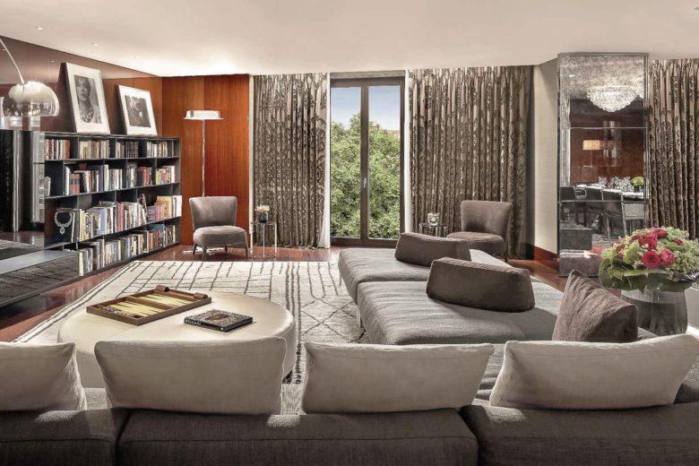 best hotels london Bulgari Hotel London Luxa Terra