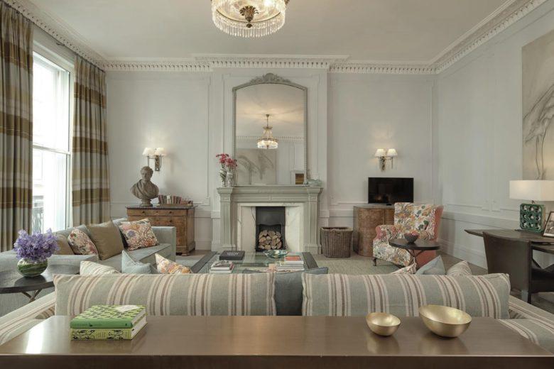 best hotels london Brown's Hotel Luxa Terra