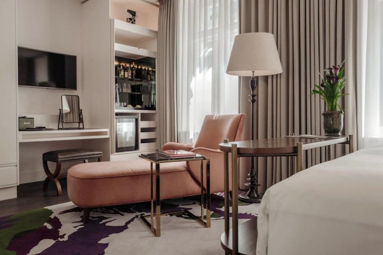 best hotels london The Mandrake Luxa Terra