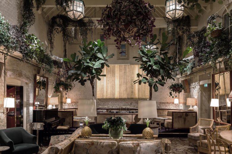 best hotels london Chiltern Firehouse Luxa Terra