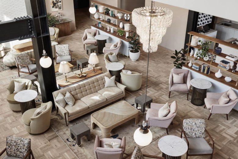 best hotels london The Hoxton Shoreditch Luxa Terra