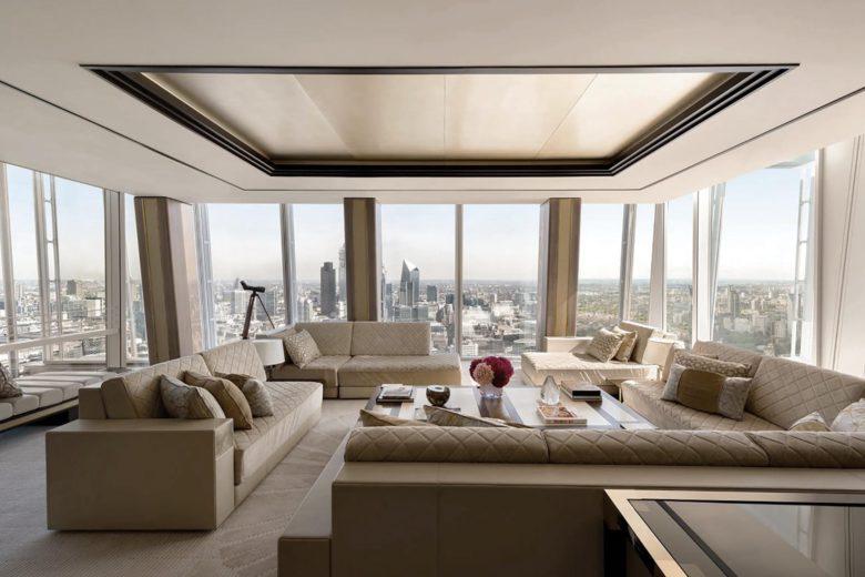 best hotels london Shangri-La The Shard Luxa Terra