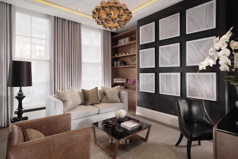 best hotels london Flemings Mayfair Luxa Terra