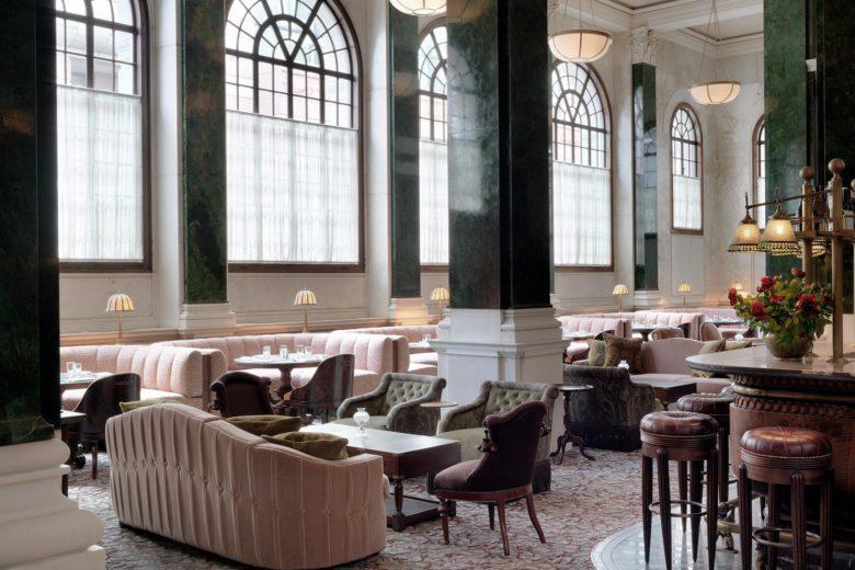 best hotels london The Ned Luxa Terra