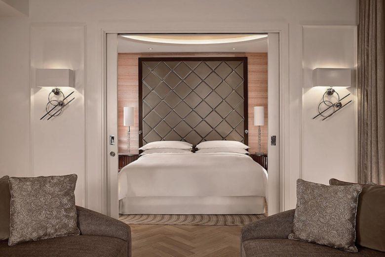 best hotels london Sheraton Grand London Park Lane Luxa Terra