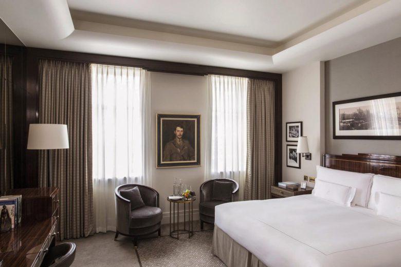 best hotels london The Beaumont Luxa Terra